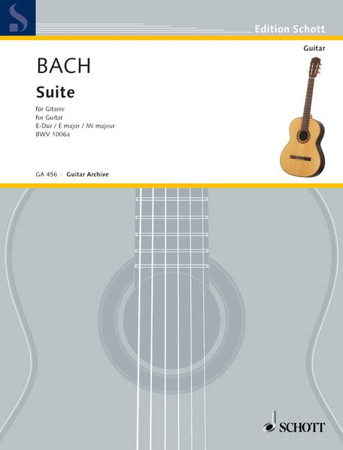 Suite-for-Lute-E-major-BWV-1006a-Bach-Johann-Sebastian-guitar-9790001097055